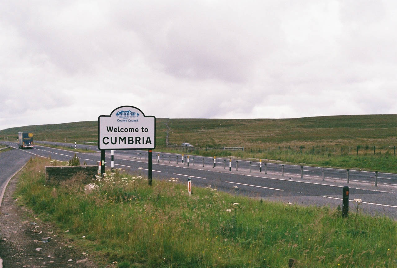 Welcome to Cumbria
